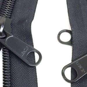 Coil Zippers & Pulls